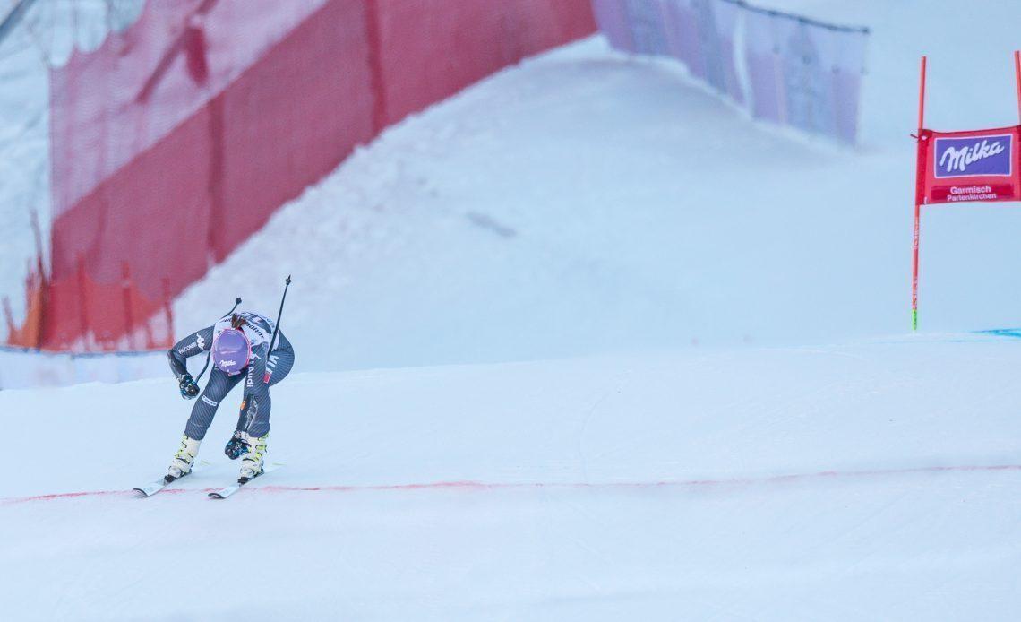 Coppa del Mondo Sci Alpino maschile 2020, discesa e gigante Garmisch 2020