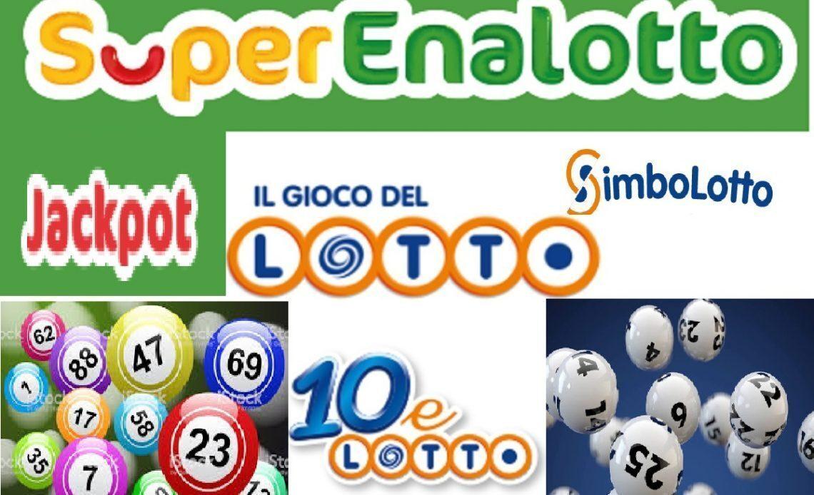 Estrazione lotto Simbolotto Superenalotto 10eLotto del 21 marzo 2020, numeri vincenti e quote 12 maggio 2020