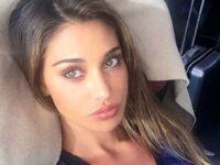 Selfie Belen Rodriguez