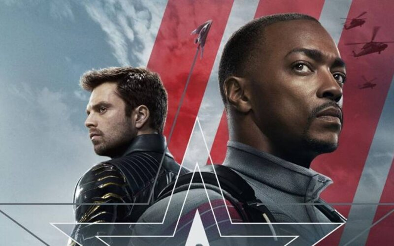 The Falcon and the Winter Soldier serie tv