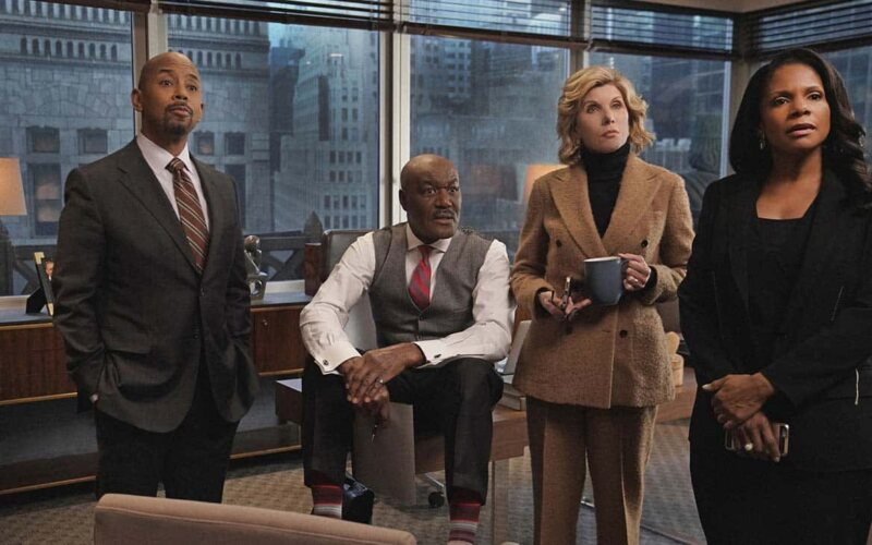 Serie tv The Good Fight