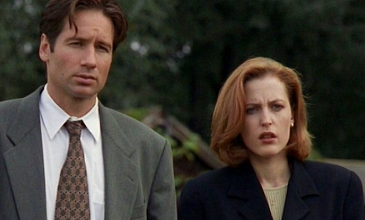 X Files: David Duchovny non esclude un terzo film