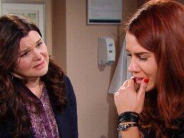 A Beautiful, Sally confessa a Katie i suoi timori