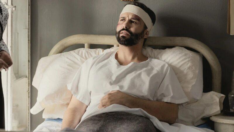 A Una vita, Felipe in seguito all'incidente, si risveglierà