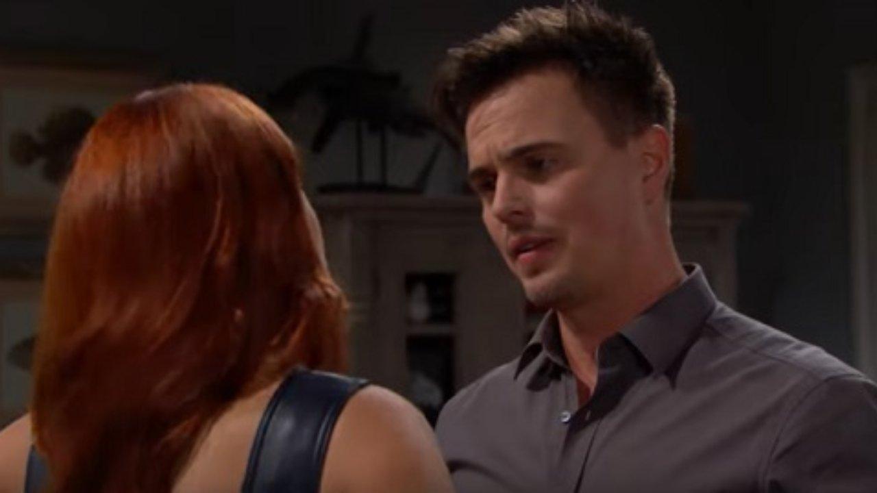 A Beautiful, Wyatt decide di tornare con Sally