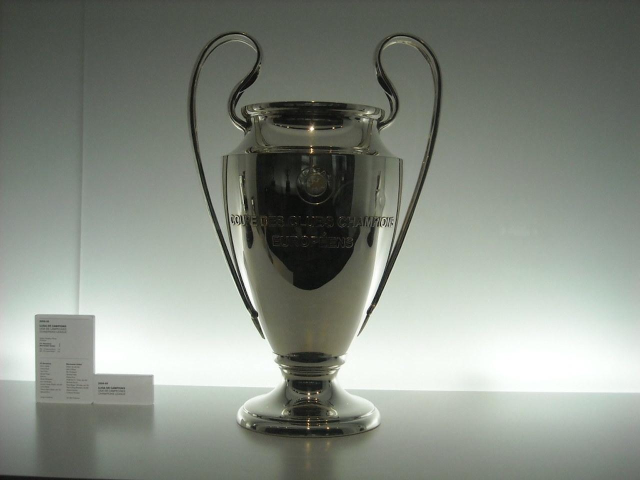 La Champions League su Mediaset Infnity